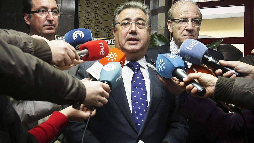 Foto: El ministro del Interior, en una foto de archivo. (EFE)