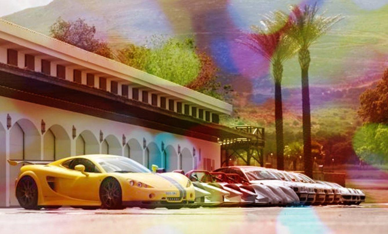 Circuito Ascari : Motor: descubrimos el circuito de ascari el secreto garaje de los