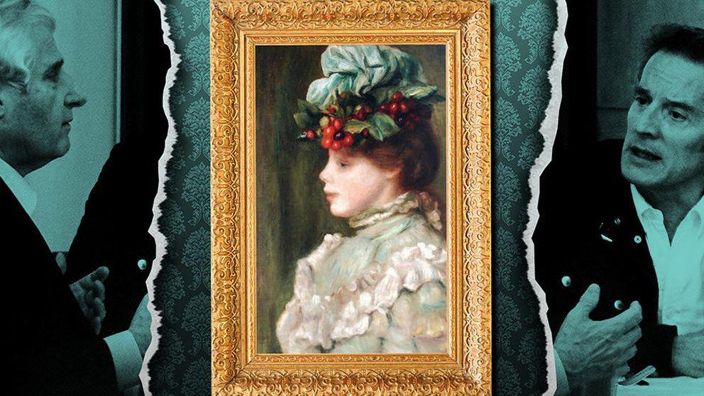 Los Alba ponen a la venta un Renoir de la duquesa: un millón de euros a repartir