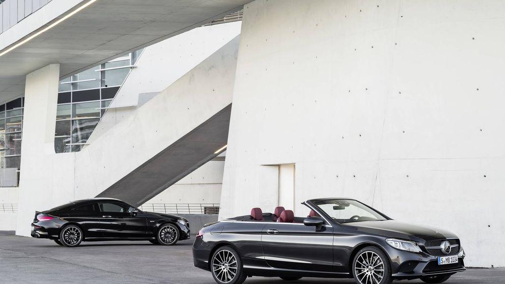 Mercedes completa su nueva Clase C con las variantes Coupé y Cabrio