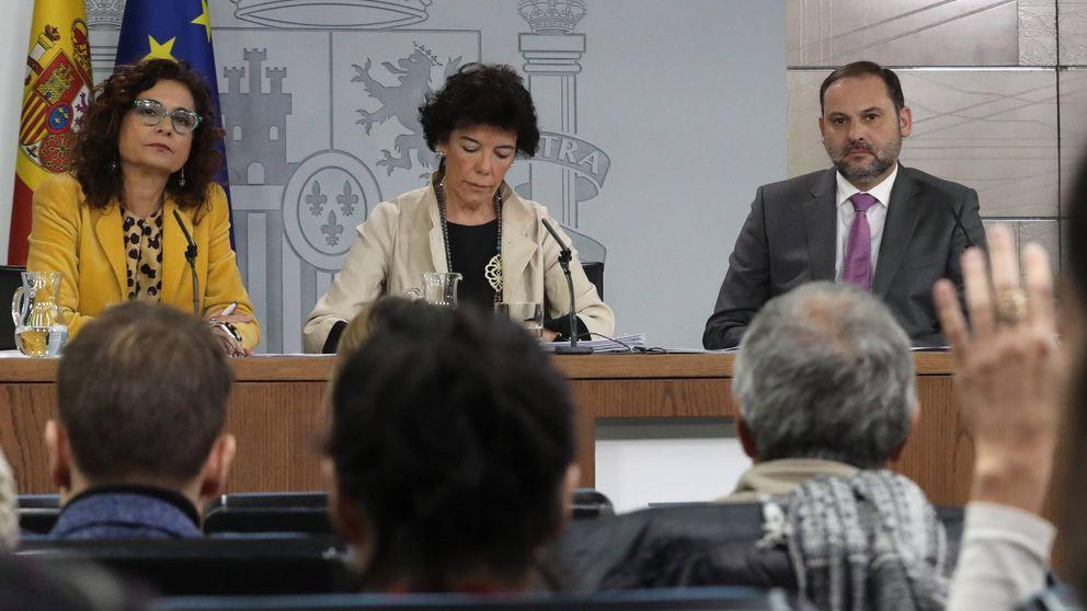 Moncloa usará todos los recursos para vetar a Franco en la Almudena si la ley no sale