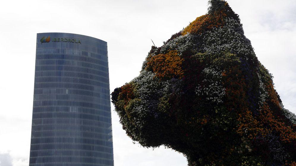 Foto: Sede de Iberdrola en Bilbao. (EFE)