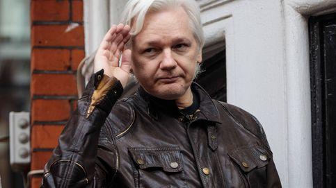 La prometida de Julian Assange revela el 'milagro' de su doble paternidad en secreto