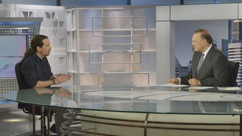 'Informativos Telecinco' anota su mejor marca histórica con Pablo Iglesias