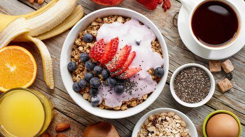 Cinco alimentos que debes añadir a tu desayuno si quieres adelgazar
