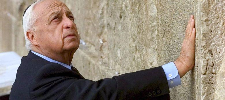 Foto: El ex primer ministro israelí, en Jerusalén, en 2001 (Efe).