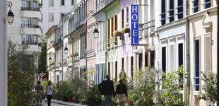 Post de Rue Crémieux, la calle de París en las que los vecinos quieren acabar con el turismo