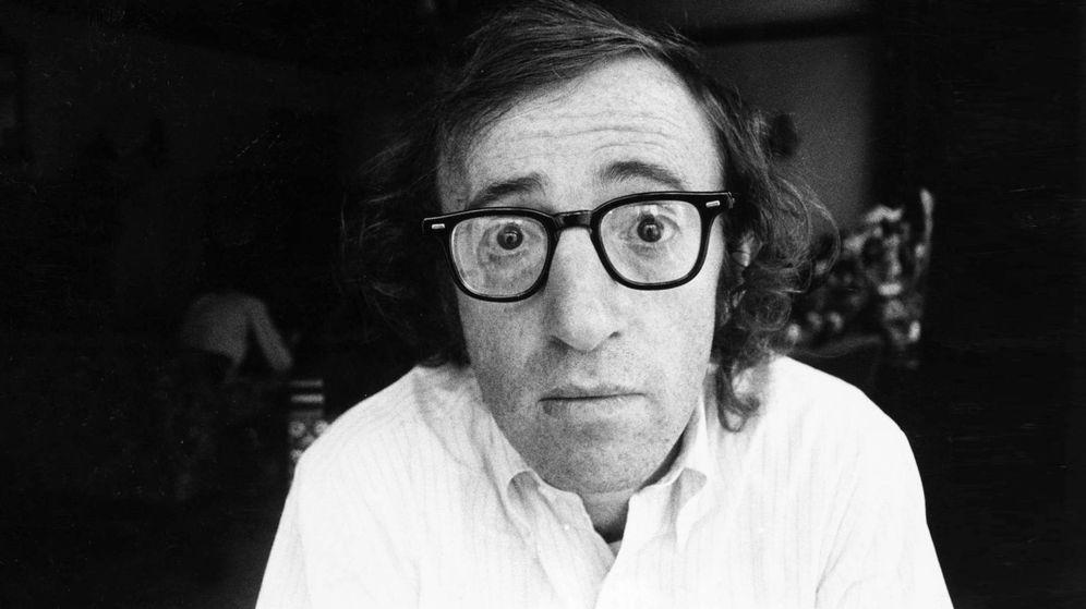 Foto:  Woody Allen, en una imagen de 1971. (Getty)