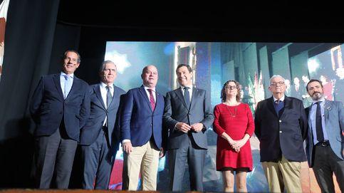 La Junta 'mima' a Antequera: Puerto Seco, eje central del AVE... y las campanadas de RTVA