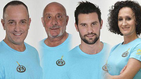 'Supervivientes' - Víctor , el Dioni, Mario y Dulce, los nominados de la semana