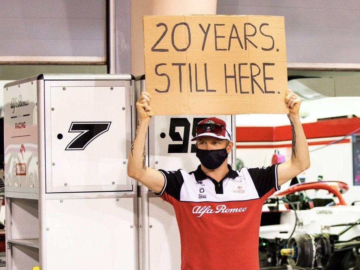Foto: Kimi Raikkonen puede estar ante su ultima temporada en Formula 1