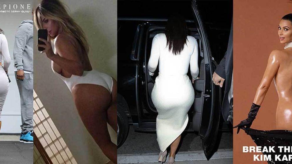El culo de Kardashian por 50