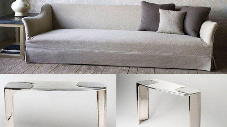 Algunos de los muebles de Corinna.