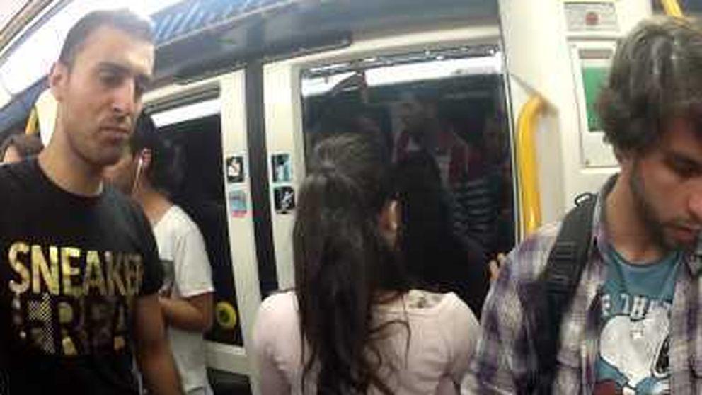 Chema Martínez desafía al Metro de Madrid