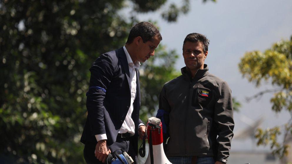 Exteriores confirma que Leopoldo López y su familia están en la embajada en Caracas