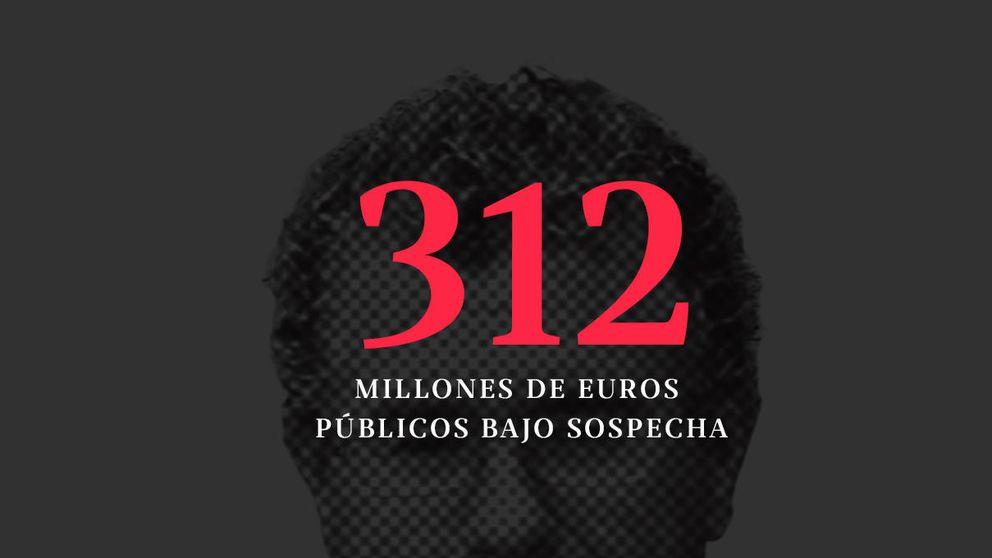 Un año de la trama Púnica: cómo repartir 312 millones de euros públicos entre amigos