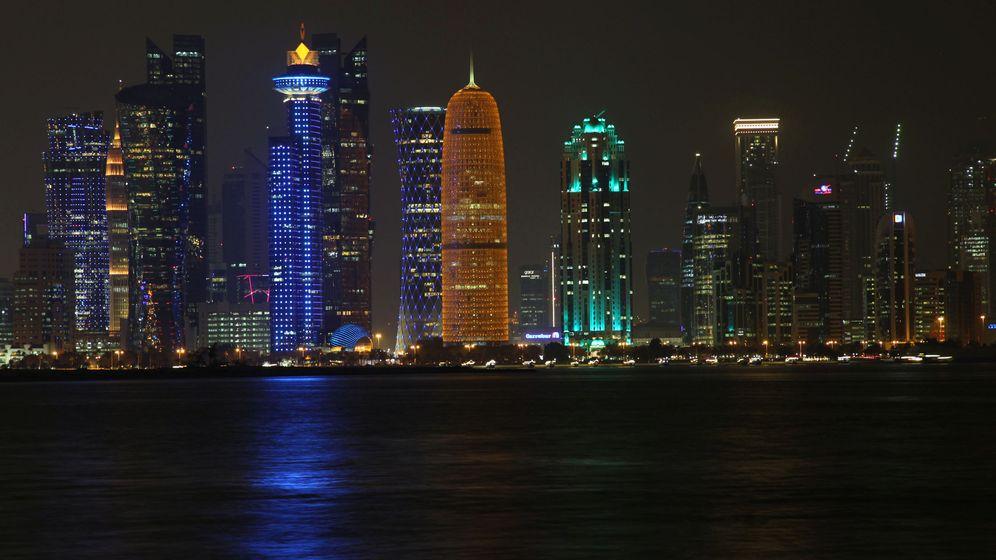Foto: Estos son los diez edificios más altos del mundo. (Reuters)