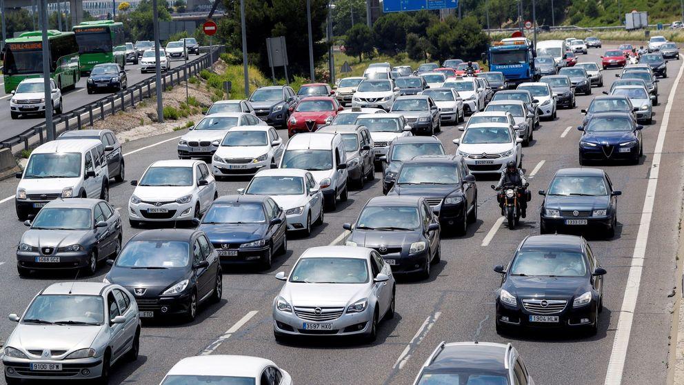Operaciónes salida y retorno: estos serán los peores días del verano para viajar en coche