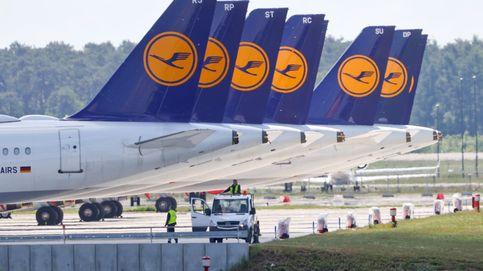 El consejo de Lufthansa pospone las ayudas por las condiciones de la CE