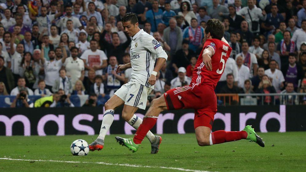 Foto: Cristiano Ronaldo le metió cinco goles al Bayern de Múnich en los cuartos de final de la temporada pasada. (Reuters)