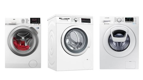 Las mejores lavadoras de carga frontal