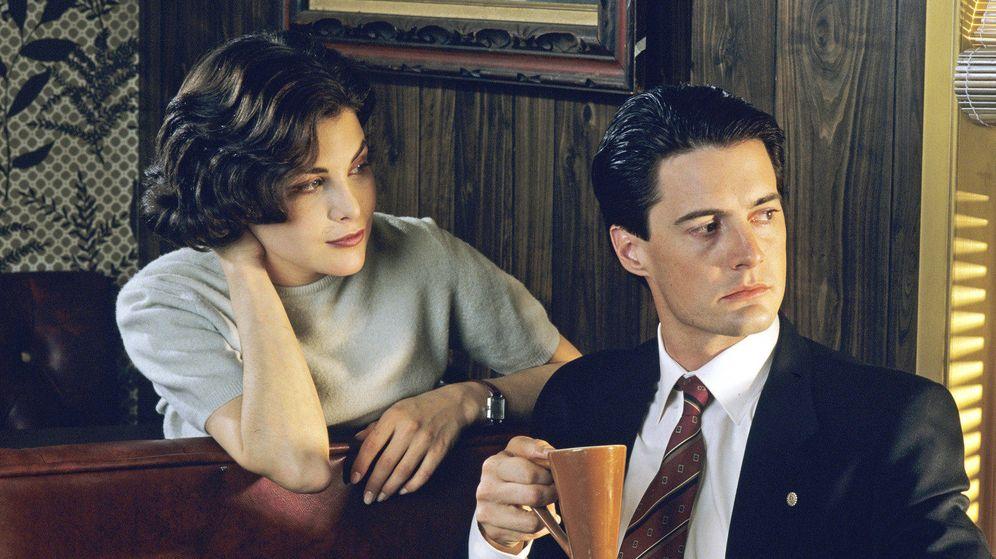 Foto: Imagen de 'Twin Peaks', protagonizada por Kyle MacLachlan
