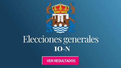 Resultado de las elecciones generales: el PSdeG y el PP empatan en Pontevedra