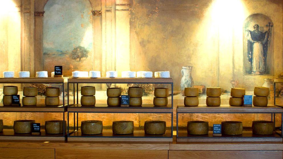 Hacienda Zorita: pasión por el queso y la filosofía 'slow food'