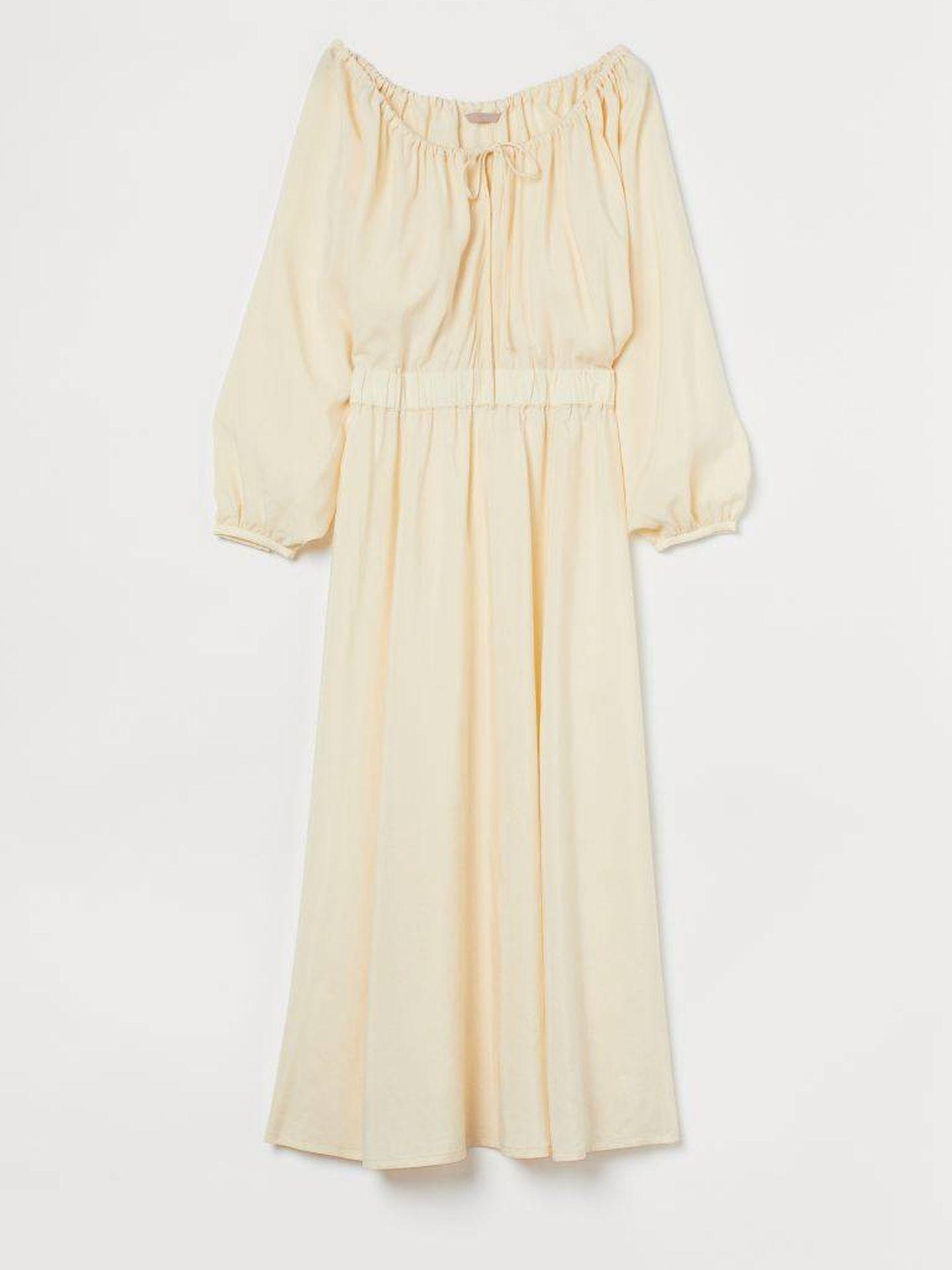 Vestido de HyM. (Cortesía)