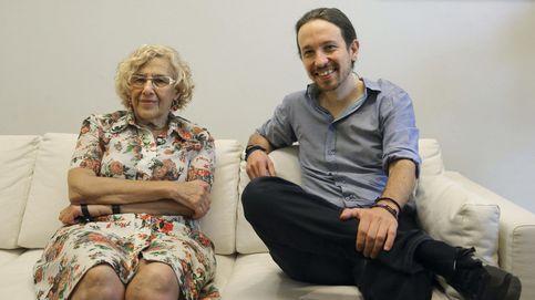 Carmena ya no quiere a Podemos