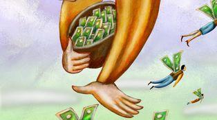 Una banca 'sin crecimiento'