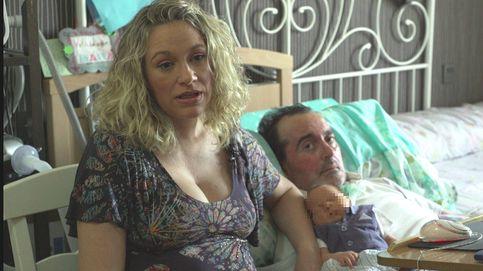 Un enfermo de ELA ve en directo desde casa el nacimiento de su hijo