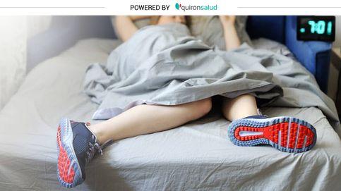 ¿Cómo debe dormir un 'runner'?