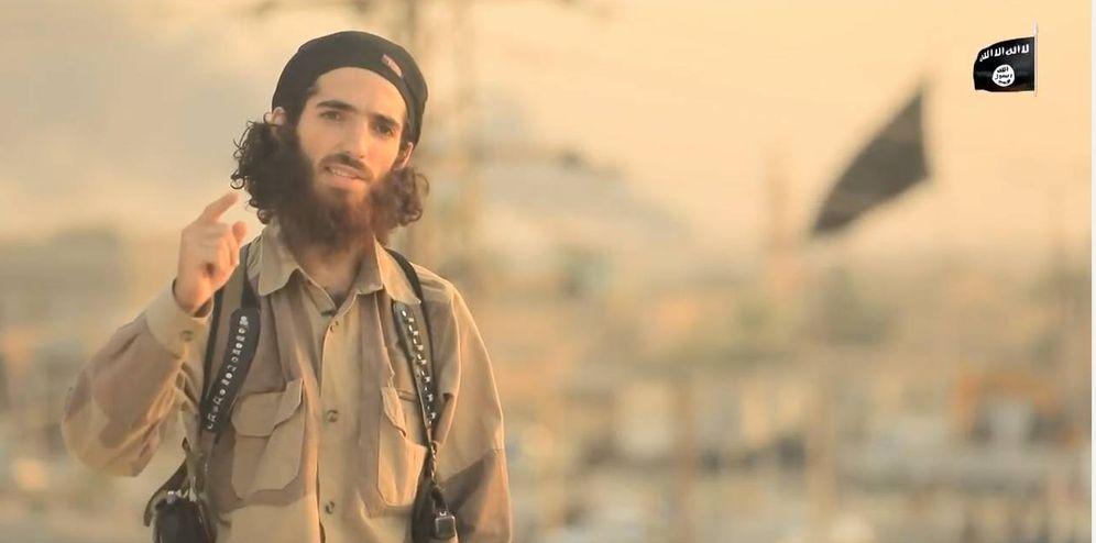 Foto: Imagen del vídeo distribuido por el ISIS