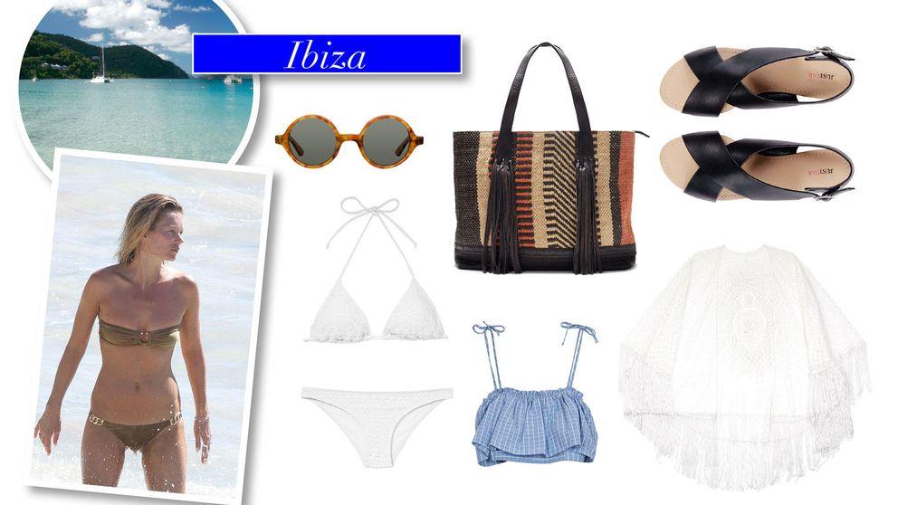Ibiza, Cádiz, Costa Brava... Si te vas a la playa, este es tu look