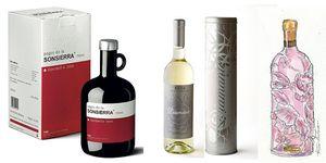 Los vinos también visten de etiqueta