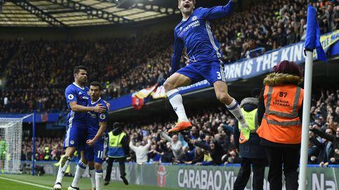 El Chelsea supera al Arsenal y avanza con paso firme hacia el título