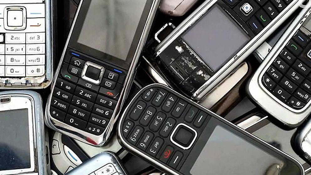 Los móviles viejos se le atragantan a España