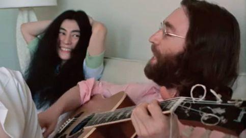 El vídeo inédito de John Lennon cantando por primera vez 'Give Peace a Chance'