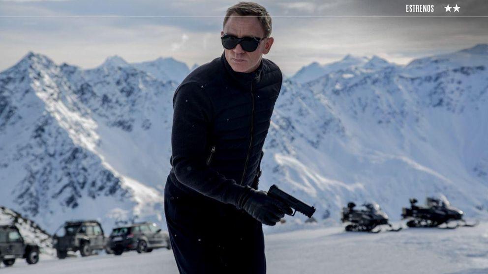 Un James Bond aburrido y ombliguista