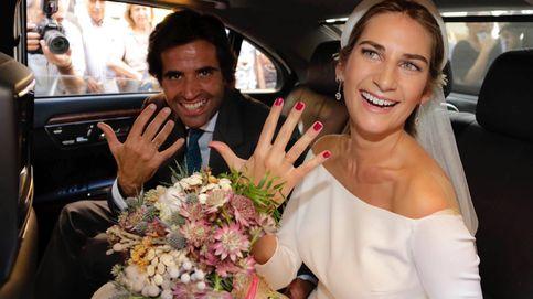 Nos colamos en la (sobria) boda de Sibi Montes (cuñada de Fran Rivera) en Sevilla