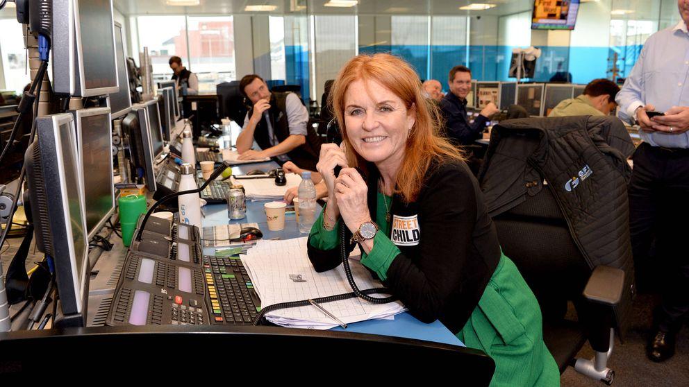 Sarah Ferguson será jurado de un programa de televisión sobre caballos