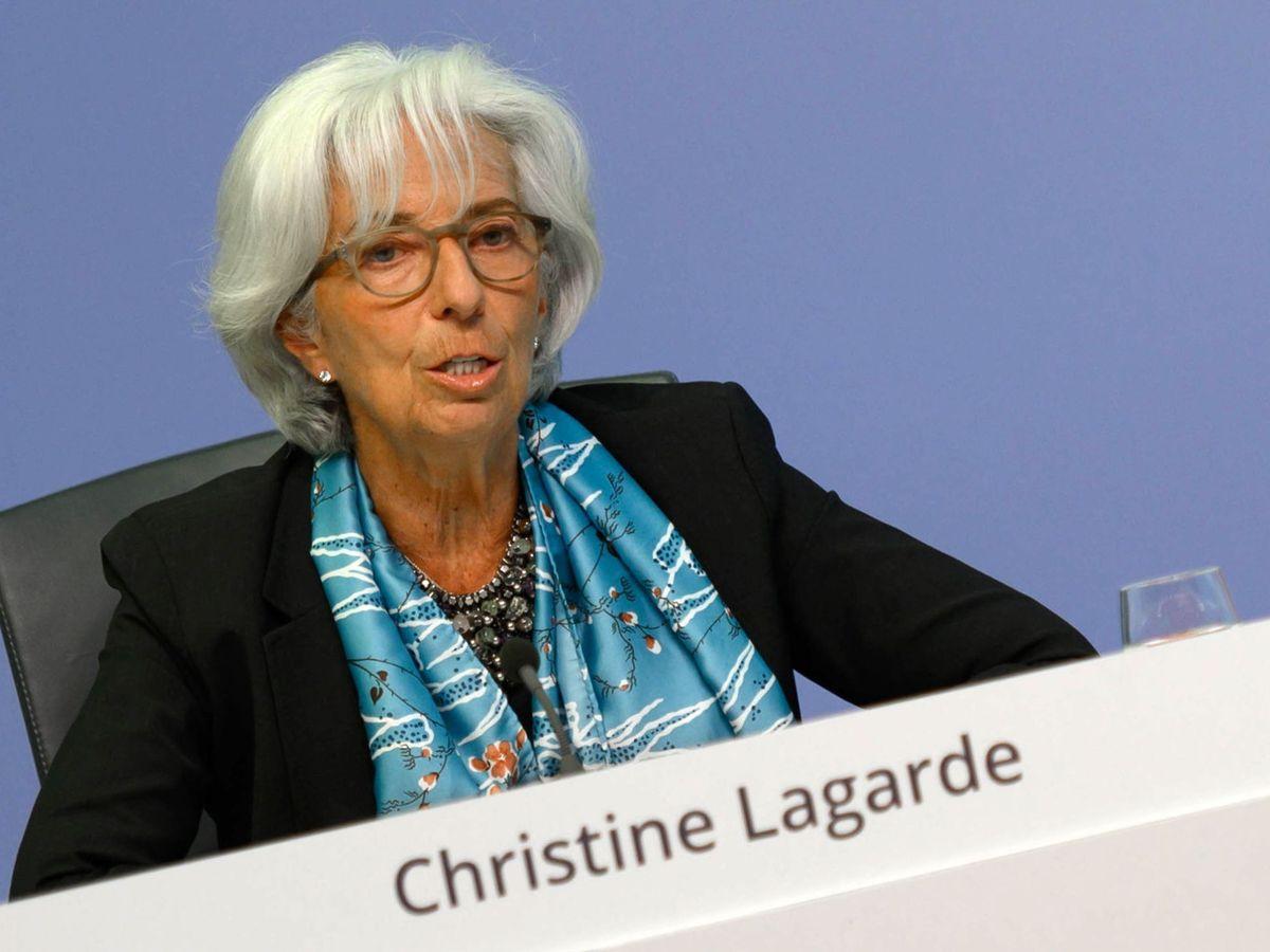 Foto: La presidenta del Banco Central Europeo, Christine Lagarde (Reuters)