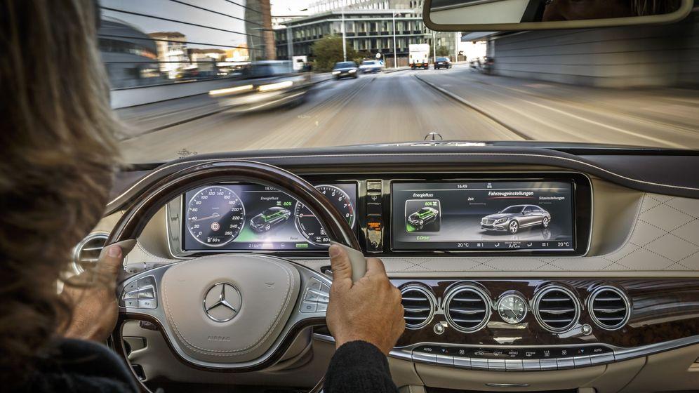 Foto: Mercedes S500