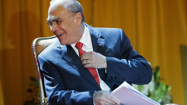 Foto: Ángel Gurría, secretario general de la OCDE, insta a España a mejorar su productividad (EFE)