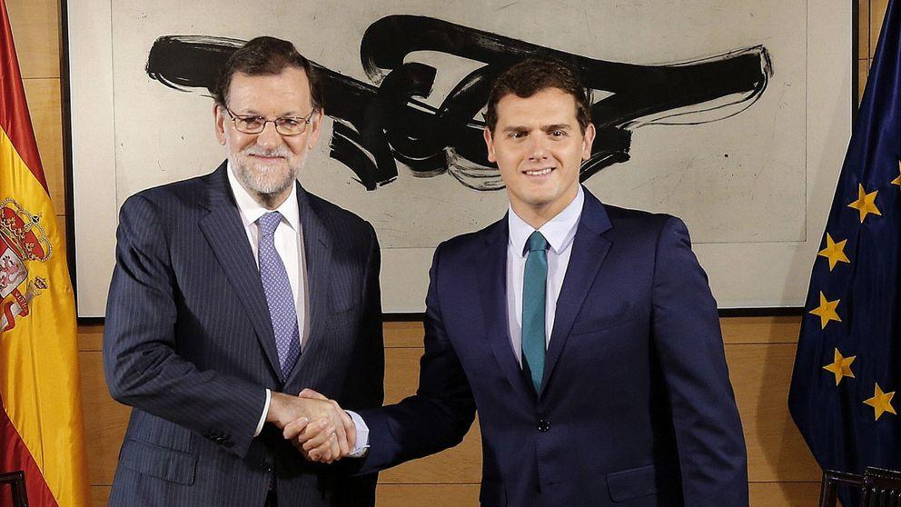 Rajoy y Rivera volverán a reunirse el próximo miércoles 10 de agosto