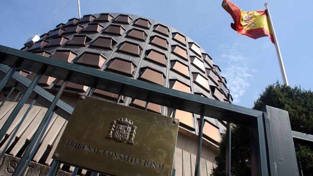Foto: Sede del Tribunal Constitucional, en Madrid.