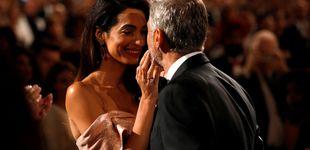 Post de El discurso de Amal que hizo llorar a George Clooney en los Premios AFI