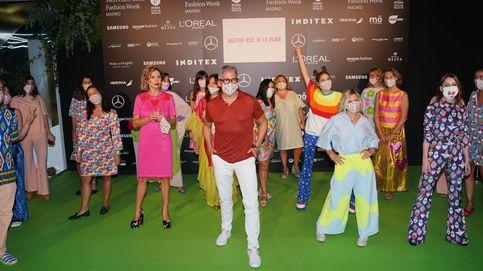 Levy, Boris, Pedroche... Cónclave de vips en el desfile de Agatha Ruiz de la Prada