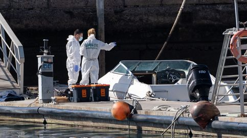Batida al fondo marino en el que encontraron el barco del padre de las niñas de Tenerife